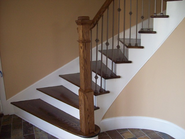 Stair Contractor, Railing Contractor. American Express ...