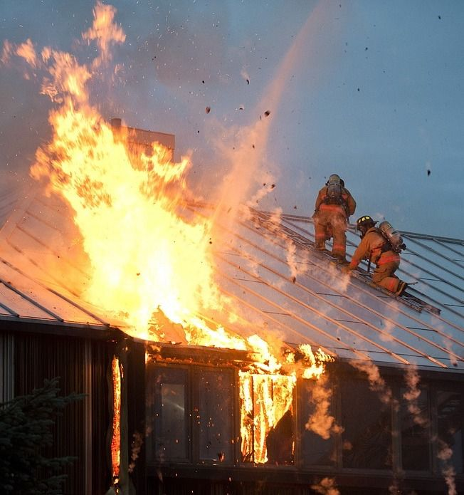 Insurance Claim For Fire Damage