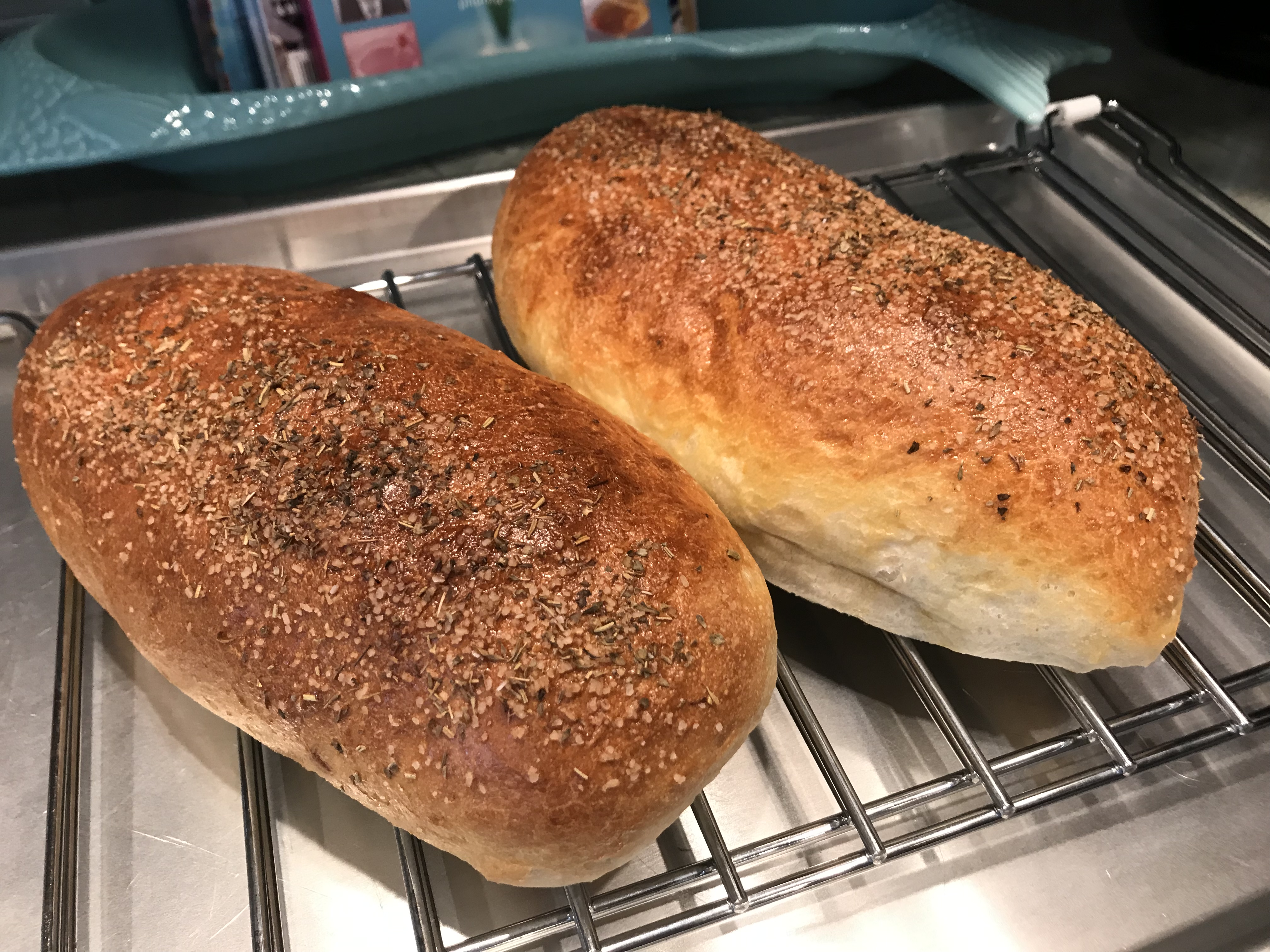Homemade bread for every event