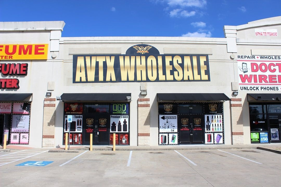 AVTX Wholesale Storefront - B2B Only Wholesaler of Vape Supply