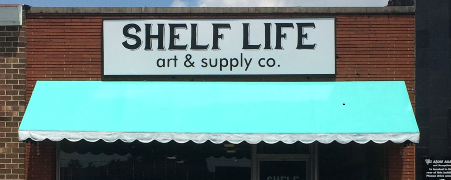 Shelf Life Art & Supply Co.